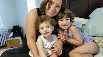 Jessica, Amelia (Mia) and Penelope (Pi)